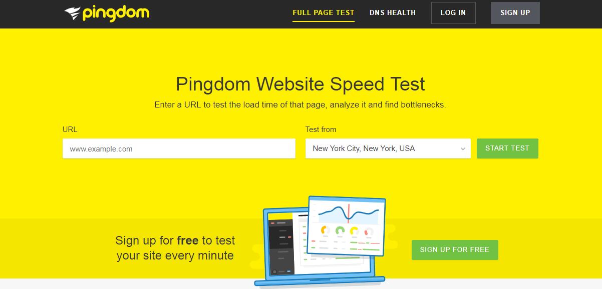 tes-kecepatan-web-dengan-pingdom