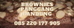 Produsen Brownies Panggang Bandung Bisa Di Kirim Ke Medan Perjuangan, Kota Medan