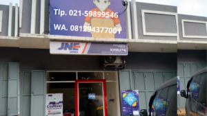 JNE Agen villa tomang Tangerang Banten