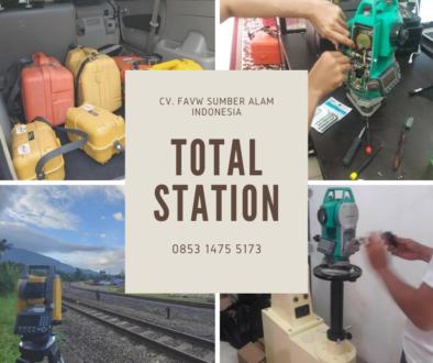 Jual Dan Service Alat Ukur Tanah Total Station Terbaik Untuk Perusahan Swasta, BUMN Pemerintah, Sekolah, Universitas Kejuruan Di Magelang