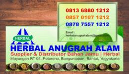 Produsen Supplier Distributor Grosir Jual Bahan Baku Jamu Herbal Tradisional Ke Alemsom
