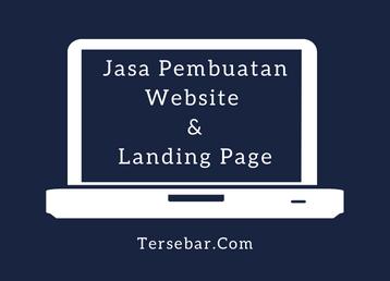 jasa pembuatan web websitee landing page
